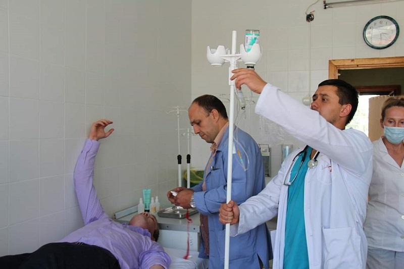 Наркологическая помощь в Кемерово в центре «Спасение»